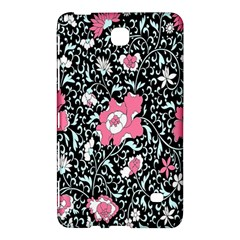 Oriental Style Floral Pattern Background Wallpaper Samsung Galaxy Tab 4 (8 ) Hardshell Case