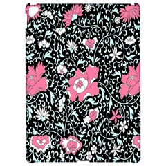 Oriental Style Floral Pattern Background Wallpaper Apple Ipad Pro 12 9   Hardshell Case