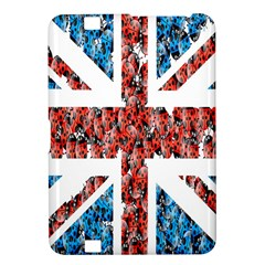 Fun And Unique Illustration Of The Uk Union Jack Flag Made Up Of Cartoon Ladybugs Kindle Fire Hd 8 9