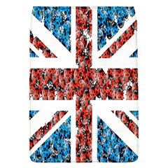 Fun And Unique Illustration Of The Uk Union Jack Flag Made Up Of Cartoon Ladybugs Flap Covers (l)