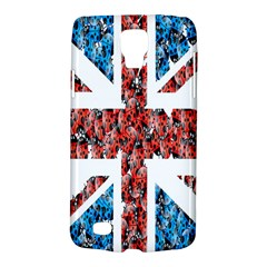 Fun And Unique Illustration Of The Uk Union Jack Flag Made Up Of Cartoon Ladybugs Galaxy S4 Active