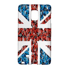 Fun And Unique Illustration Of The Uk Union Jack Flag Made Up Of Cartoon Ladybugs Galaxy Note Edge
