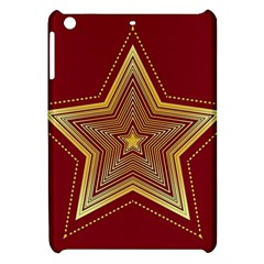 Christmas Star Seamless Pattern Apple Ipad Mini Hardshell Case