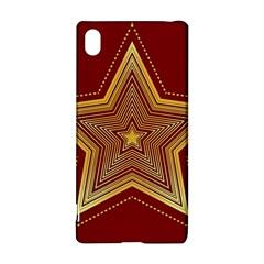 Christmas Star Seamless Pattern Sony Xperia Z3+