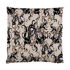 Dragon Pattern Background Standard Cushion Case (Two Sides)
