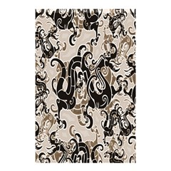Dragon Pattern Background Shower Curtain 48  X 72  (small)