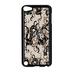 Dragon Pattern Background Apple Ipod Touch 5 Case (black)