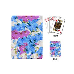 Tulips Floral Pattern Playing Cards (Mini)