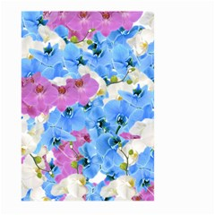 Tulips Floral Pattern Large Garden Flag (two Sides)