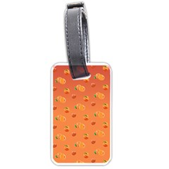 Peach Fruit Pattern Luggage Tags (Two Sides)