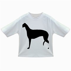 Greyhound Silhouette Infant/Toddler T-Shirts