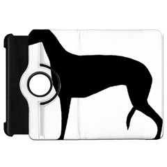 Greyhound Silhouette Kindle Fire HD 7