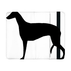 Greyhound Silhouette Samsung Galaxy Tab Pro 8.4  Flip Case