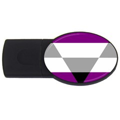 Autochorissexual USB Flash Drive Oval (2 GB)