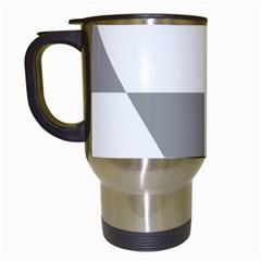 Autochorissexual Travel Mugs (White)