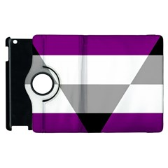 Autochorissexual Apple iPad 3/4 Flip 360 Case