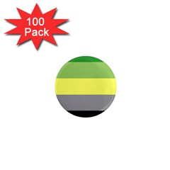Aromantic 1  Mini Magnets (100 pack)