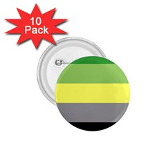 Aromantic 1.75  Buttons (10 pack)