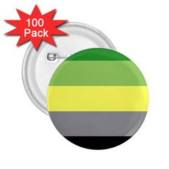 Aromantic 2.25  Buttons (100 pack)