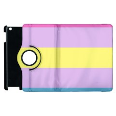 Aporagender Apple iPad 2 Flip 360 Case