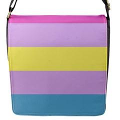 Aporagender Flap Messenger Bag (S)
