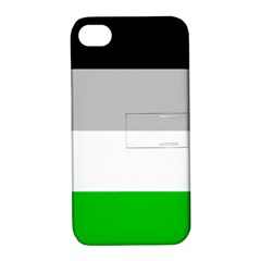 Androphilia Apple iPhone 4/4S Hardshell Case with Stand