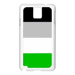 Androphilia Samsung Galaxy Note 3 N9005 Case (White)