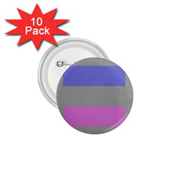 Androgynous 1.75  Buttons (10 pack)