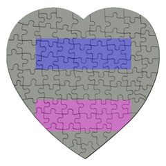 Androgynous Jigsaw Puzzle (Heart)