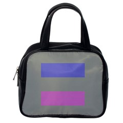 Androgynous Classic Handbags (One Side)