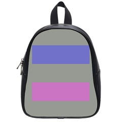 Androgynous School Bags (Small)