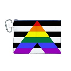 Ally Canvas Cosmetic Bag (M)
