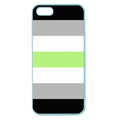 Agender Apple Seamless iPhone 5 Case (Color)