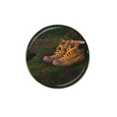Hiking Boots Hat Clip Ball Marker