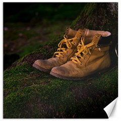 Hiking Boots Canvas 20  x 20