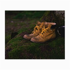 Hiking Boots Small Glasses Cloth (2-Side)