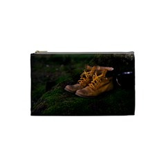 Hiking Boots Cosmetic Bag (Small)