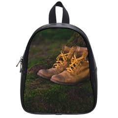 Hiking Boots School Bags (Small)