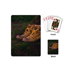 Hiking Boots Playing Cards (Mini)