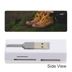 Hiking Boots Memory Card Reader (Stick)