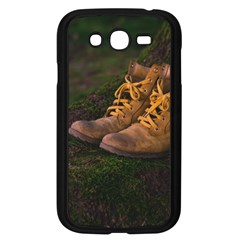 Hiking Boots Samsung Galaxy Grand DUOS I9082 Case (Black)