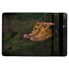 Hiking Boots iPad Air Flip