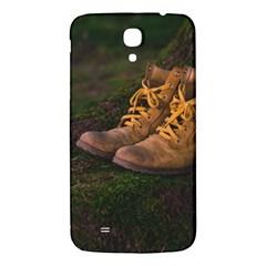Hiking Boots Samsung Galaxy Mega I9200 Hardshell Back Case