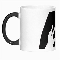 Love Bear Silhouette Morph Mugs