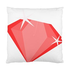 Ruby Standard Cushion Case (Two Sides)