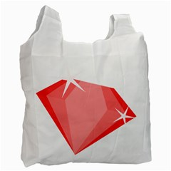 Ruby Recycle Bag (Two Side)