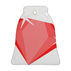 Ruby Ornament (bell)