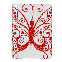 Ruby Butterfly iPad Air 2 Hardshell Cases