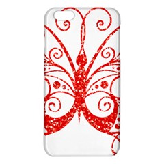 Ruby Butterfly iPhone 6 Plus/6S Plus TPU Case