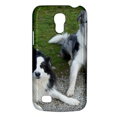 2 Border Collies Galaxy S4 Mini